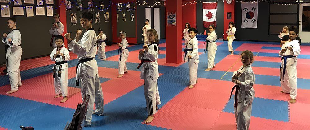Children Taekwondo Class